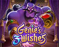 Genie`s 3 Wishes