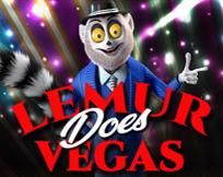 Lemur Does Vegas
