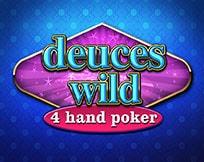 Deuces Wild Poker 4 Hand